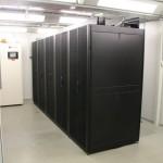 Serverraum 2 der Weber Gruppe