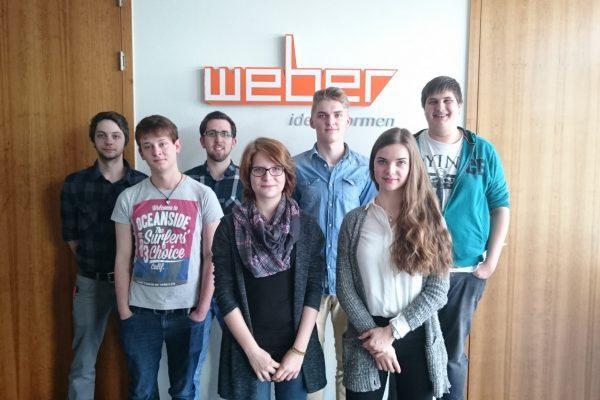 Das Future-Talents-Website-Team