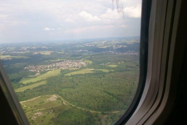 Die Anreise und das erste Wochenende