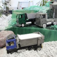 Bau des TT-Trucks abgeschlossen