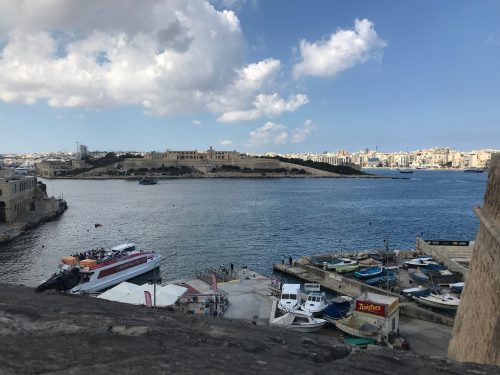 Die ersten Eindrücke von Malta